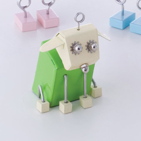 Picture of Robot Dog Memo Holder