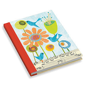 Songbirds Everyday Journal