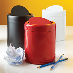 Desktop Sidekick Trash Bin