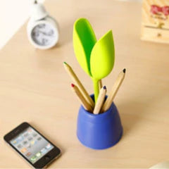Tulip Pencil Holder