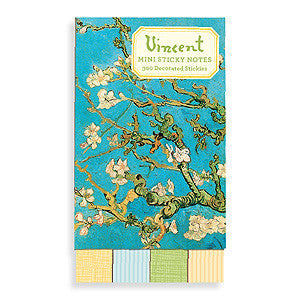 Van Gogh Mini Sticky Notes