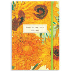 Vincent Van Gogh Notebook