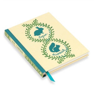 Picture of Woodland Classic Vintage Style Journal