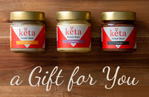 Keta Gift Card | Superfood Coffee Creamer