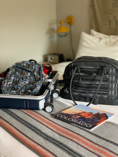 Top Five Carry-On Packing Tips