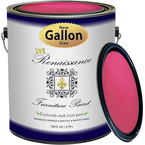 Retique It by Renaissance Chalk Finish Paint - Reds & Oranges