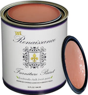 Renaissance Furniture Paint - Aegean Coral - Crystaline Your Life