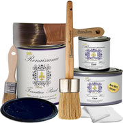 Renaissance Furniture Paint - Black Indigo