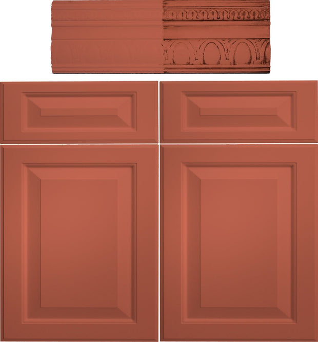 Renaissance Furniture Paint - Chalk Finish Paint - Spiced Cider