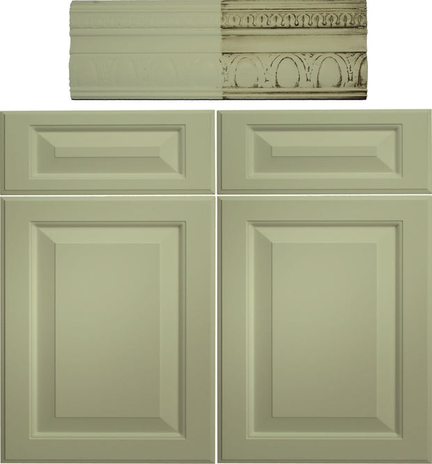 Renaissance Furniture Paint - Chalk Finish Paint - Terre Verte