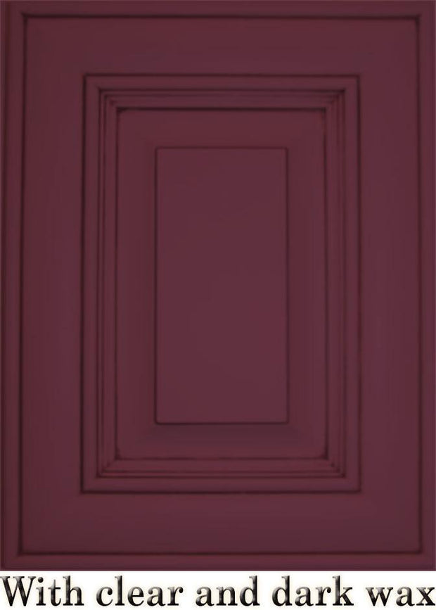 Renaissance Furniture Paint - Chalk Finish Paint - Plum