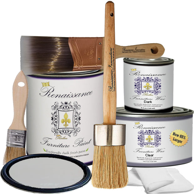 Renaissance Furniture Paint - Argentine - Crystaline Your Life