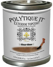 Polytique It Exterior Marine Top Coat