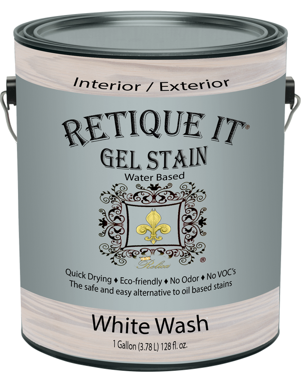 Water-based Gel Stains