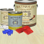 Liquid Wood Kits - 4X (Gallon) - Crystaline Your Life