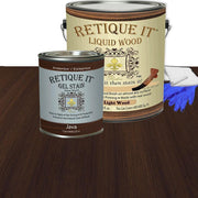 Liquid Wood Kit - Java - Crystaline Your Life