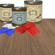 Liquid Wood Kits - Water-based Stain - Crystaline Your Life