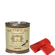 Liquid Wood Kits - Oil-based stain - Crystaline Your Life