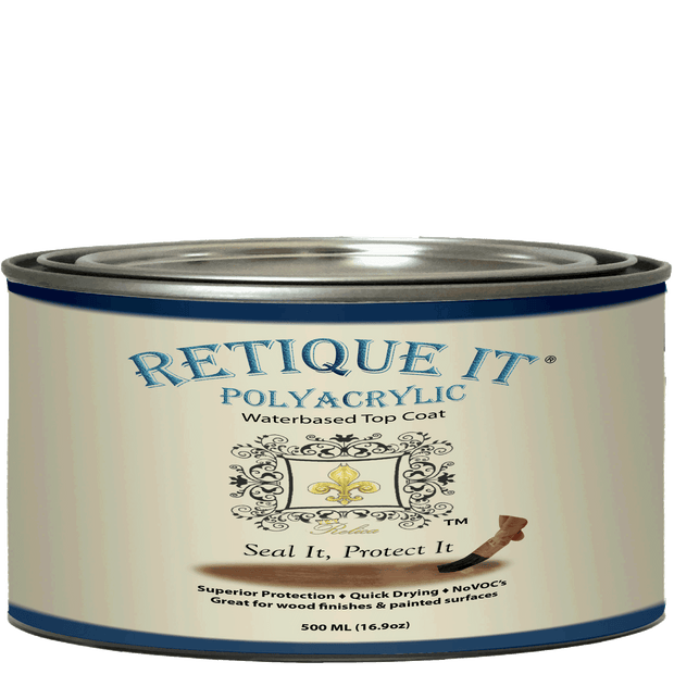 Retique It Polyacrylic - Crystaline Your Life