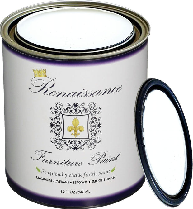 Renaissance Paint - Snow - Crystaline Your Life
