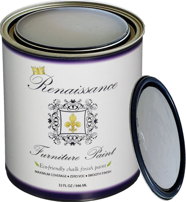 Renaissance Furniture Paint - Chalk Finish Paint - Stone Castle - Crystaline Your Life