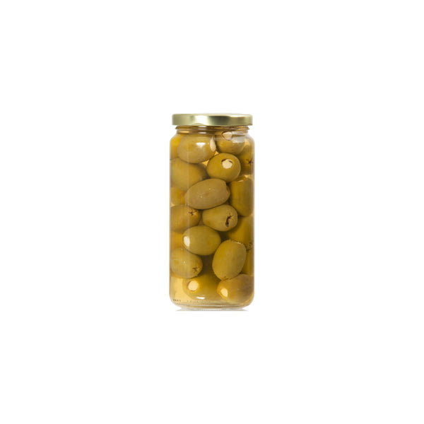 Stuffed Olives - Bleu Cheese 12/16oz. - Cibaria Store Supply