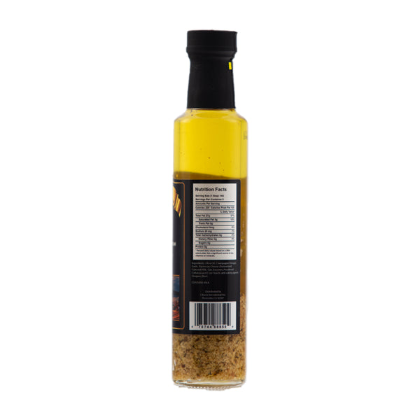 Dipping Oil - Garlic Parmesan 6/8oz. - Cibaria Store Supply