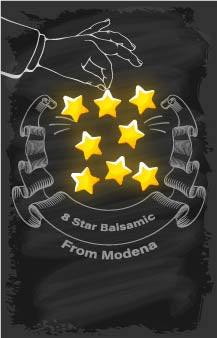 Balsamic Vinegar of Modena 8 Star