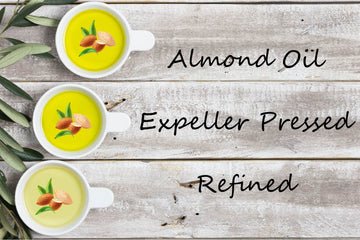 Specialty Oil - Almond Oil - Expeller Pressed