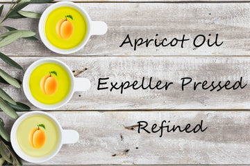 Specialty Oil - Apricot Oil - Expeller Pressed