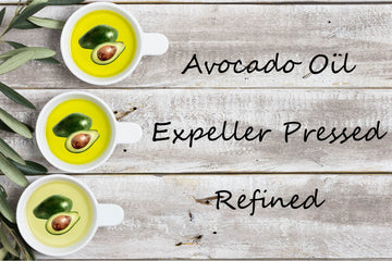 Specialty Oil - Avocado Oil - Expeller Pressed