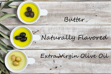 Flavored EVOO - Butter