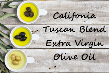 Extra Virgin Olive Oil - Californian Tuscan Blend