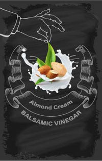 Balsamic Vinegar - Almond Crème - Cibaria Store Supply