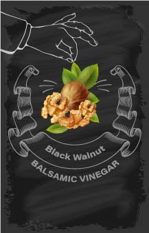 Balsamic Vinegar - Black Walnut