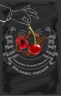 Balsamic Vinegar - Chocolate Covered Cherries