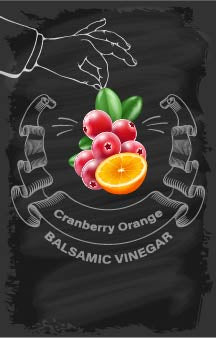 Balsamic Vinegar - Cranberry Orange