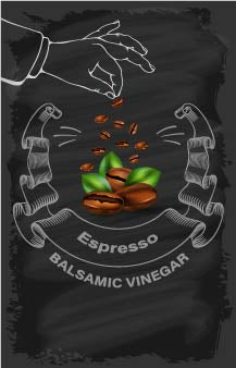Balsamic Vinegar - Espresso Bean