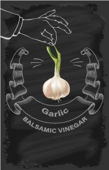 Balsamic Vinegar - Garlic