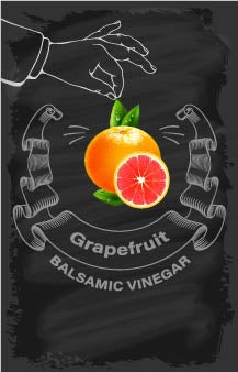 Balsamic Vinegar - Grapefruit