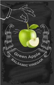 Balsamic Vinegar - Green Apple