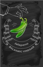 Balsamic Vinegar - Jalapeno - Cibaria Store Supply