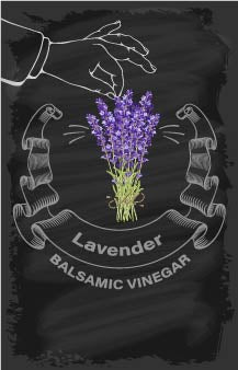 Balsamic Vinegar - Lavender