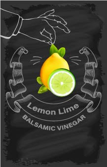 Balsamic Vinegar - Lemon Lime