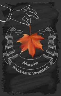 Balsamic Vinegar - Maple