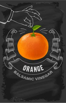 Balsamic Vinegar - Orange