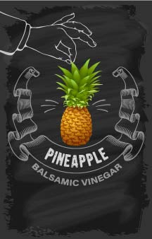 Balsamic Vinegar - Pineapple