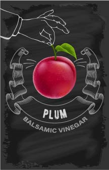 Balsamic Vinegar - Plum