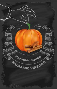 Balsamic Vinegar - Pumpkin Spice