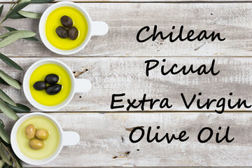 Extra Virgin Olive Oil - Chilean Picual